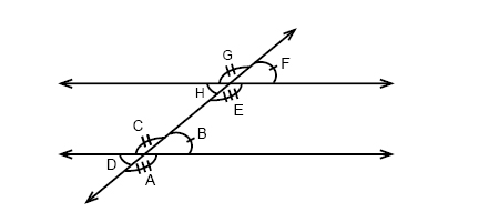 Angles Parallel Lines And Transversals Geometry Perpendicular And