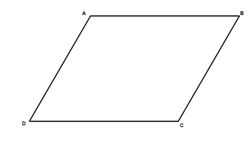 Properties Of Parallelograms Geometry Quadrilaterals Mathplanet